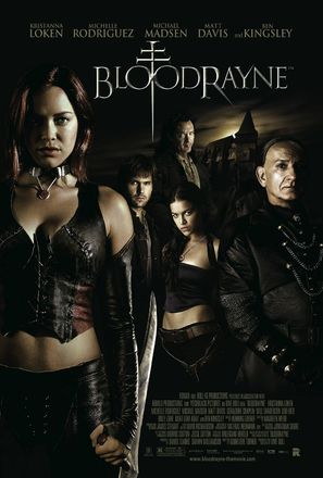 Bloodrayne - Movie Poster (thumbnail)
