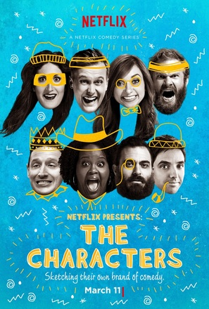"""""""The Characters"""""""