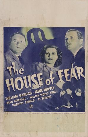 The House of Fear - Movie Poster (thumbnail)