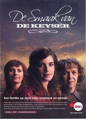 """""""De smaak van de keyser"""" - Belgian Movie Poster (thumbnail)"""