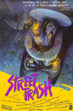 Street Trash - Movie Poster (thumbnail)