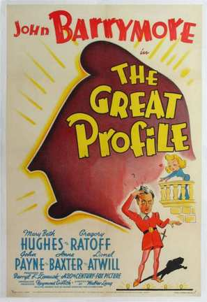 The Great Profile - Movie Poster (thumbnail)