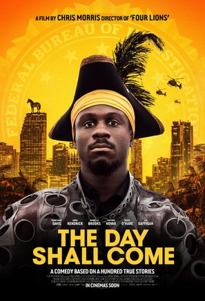 The Day Shall Come - British Movie Poster (thumbnail)