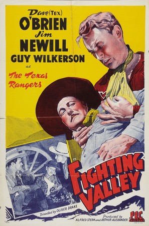 Fighting Valley - Movie Poster (thumbnail)