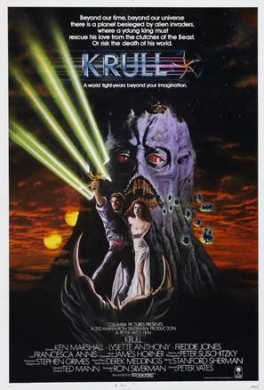 Krull - Movie Poster (thumbnail)