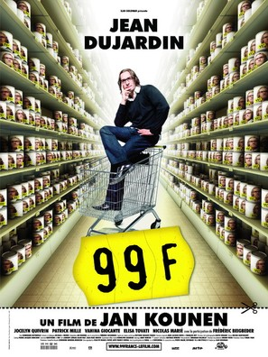 99 francs - French Movie Poster (thumbnail)