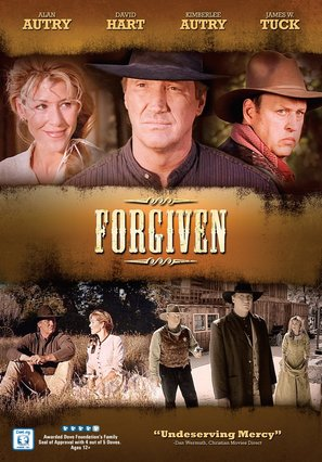 Forgiven - Movie Poster (thumbnail)