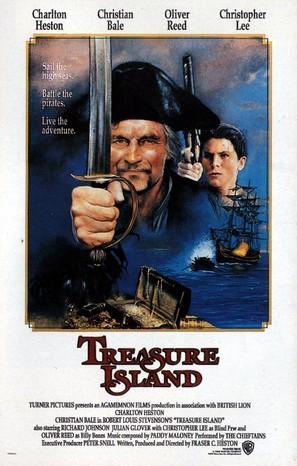 Treasure Island - Movie Poster (thumbnail)