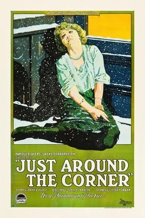 Just Around the Corner - Movie Poster (thumbnail)