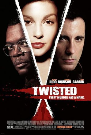 Twisted - Movie Poster (thumbnail)
