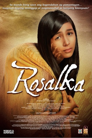 """Rosalka"" - Philippine Movie Poster (thumbnail)"