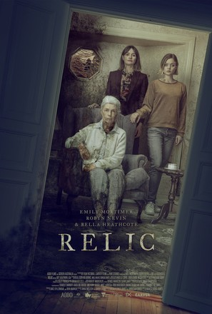 Relic - Movie Poster (thumbnail)