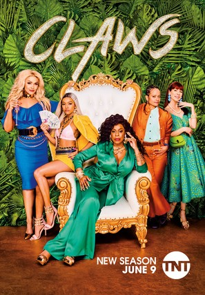"""""""Claws"""" - Movie Poster (thumbnail)"""
