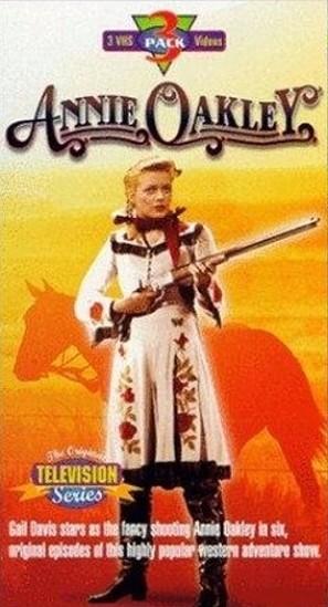 """""""Annie Oakley"""" - VHS cover (thumbnail)"""