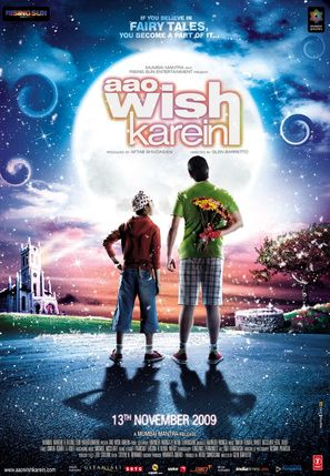 Aao Wish Karein - Indian Movie Poster (thumbnail)