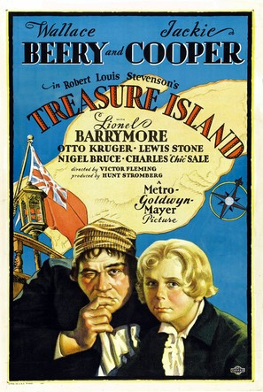 Treasure Island - Movie Poster (thumbnail)