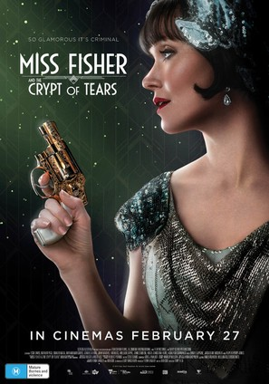 Miss Fisher & the Crypt of Tears - Australian Movie Poster (thumbnail)