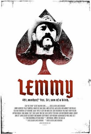 Lemmy - Movie Poster (thumbnail)