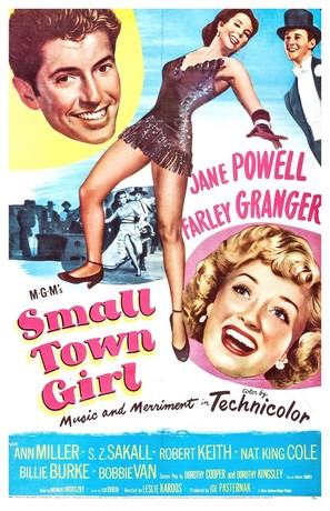 Small Town Girl - Movie Poster (thumbnail)