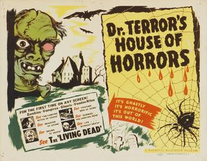 Dr. Terror's House of Horrors - Re-release poster (thumbnail)