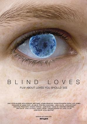 Slepe lásky - Slovak poster (thumbnail)
