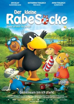 Der kleine Rabe Socke - German Movie Poster (thumbnail)