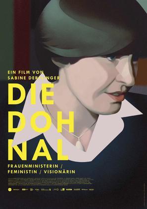 Die Dohnal - German Movie Poster (thumbnail)