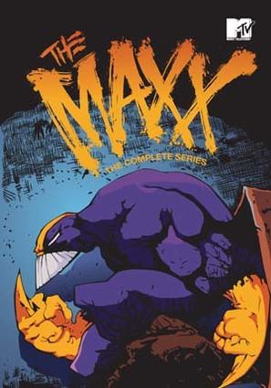 """The Maxx"" - DVD movie cover (thumbnail)"