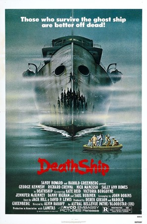 Death Ship - Movie Poster (thumbnail)
