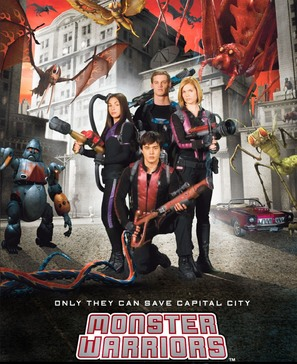 """Monster Warriors"" - Canadian Movie Poster (thumbnail)"
