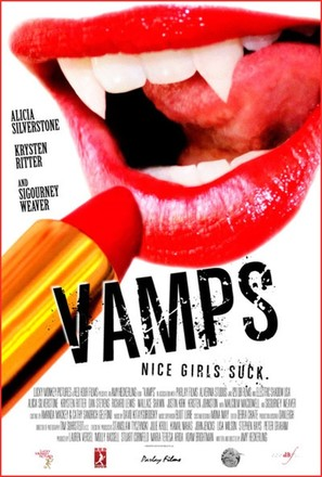 Vamps - Movie Poster (thumbnail)