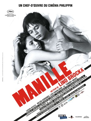 Maynila: Sa mga kuko ng liwanag - French Movie Poster (thumbnail)