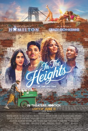 In the Heights - Movie Poster (thumbnail)
