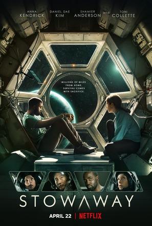 Stowaway - Movie Poster (thumbnail)