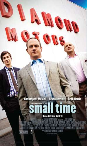 Small Time - Movie Poster (thumbnail)