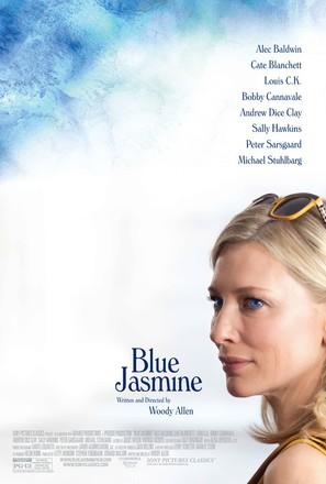 Blue Jasmine - Movie Poster (thumbnail)