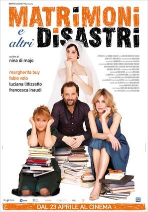 Matrimoni e altri disastri - Italian Movie Poster (thumbnail)