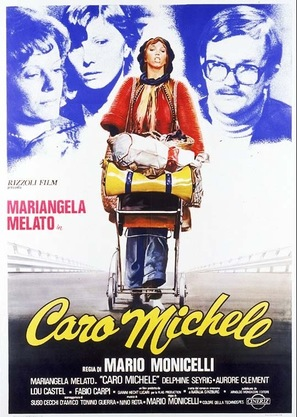 Caro Michele - Italian Movie Poster (thumbnail)