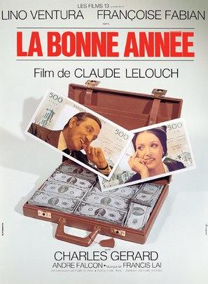 Bonne année, La - French Movie Poster (thumbnail)