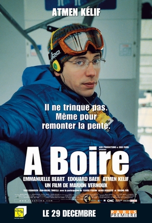 À boire - French poster (thumbnail)