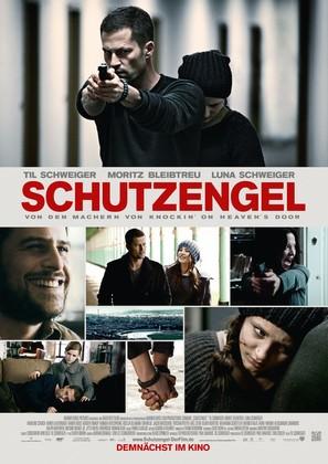 Schutzengel - German Movie Poster (thumbnail)