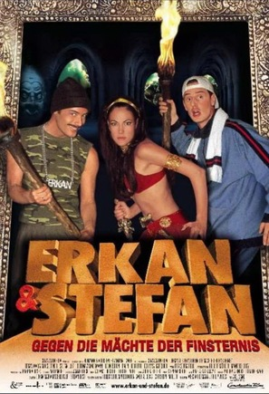 Erkan & Stefan gegen die Mächte der Finsternis - German Movie Poster (thumbnail)