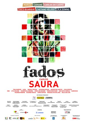 Fados - Spanish Movie Poster (thumbnail)
