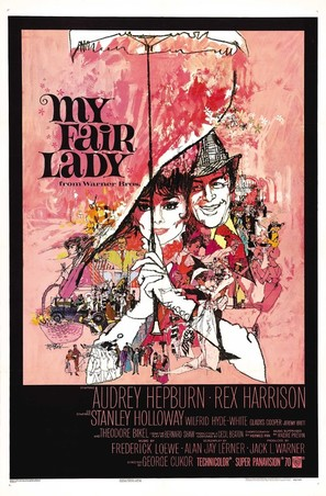 My Fair Lady - Movie Poster (thumbnail)