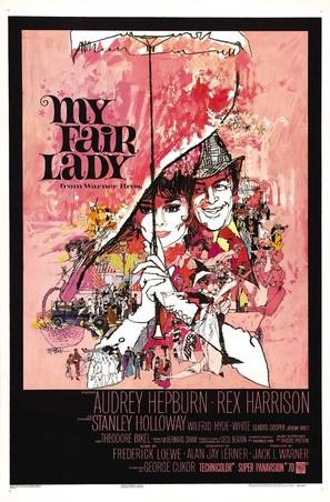 My Fair Lady - Movie Poster (thumbnail)