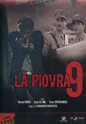 La piovra 9 - Il patto - Italian Movie Cover (thumbnail)
