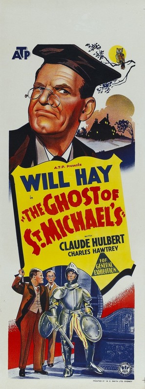 The Ghost of St. Michael's - Australian Movie Poster (thumbnail)
