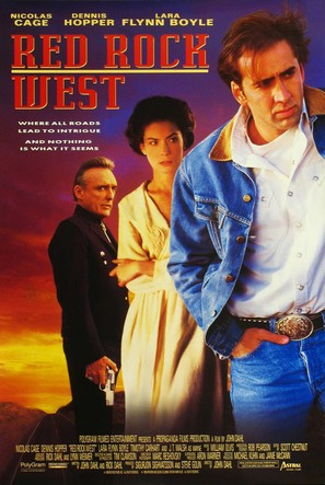 Red Rock West - Movie Poster (thumbnail)