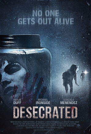 Desecrated - Movie Poster (thumbnail)
