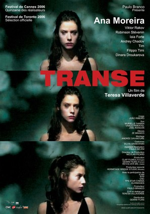 Transe - French Movie Poster (thumbnail)